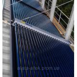 Гелиосистема сезонная: Вакуумный солнечный коллектор AC-VG-50